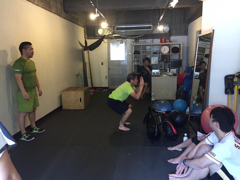A.R.M.TOKYOでセミナー|京都 パーソナルトレーニング MOVEMENT