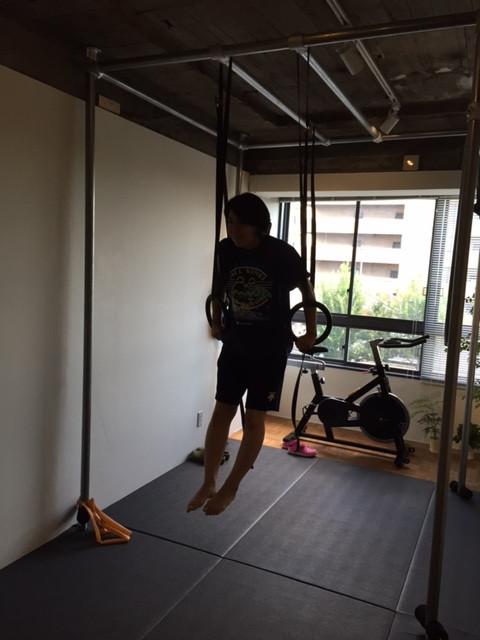 京都 パーソナルトレーニング 体幹トレーニング