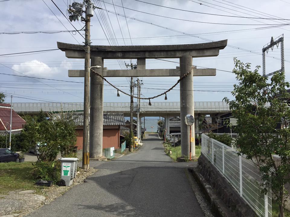琵琶湖バレイから志賀駅途中||京都パーソナルトレーニングMOVEMENT