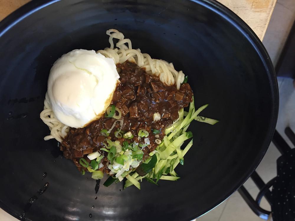 台湾ジャージャー麺|京都パーソナルトレーニングMOVEMENT