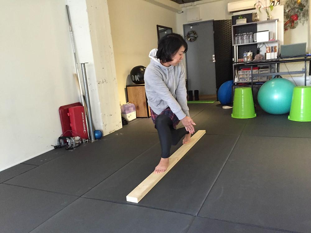 バランストレーニング|京都 パーソナルトレーニング MOVEMENT