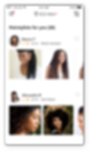 Luvhair Listing Results Page