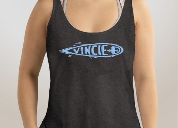 Space Ship Vincie Tank Top