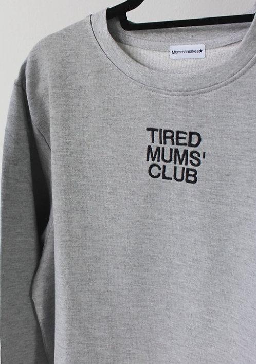 NEW Organic TIRED MUMS' CLUB