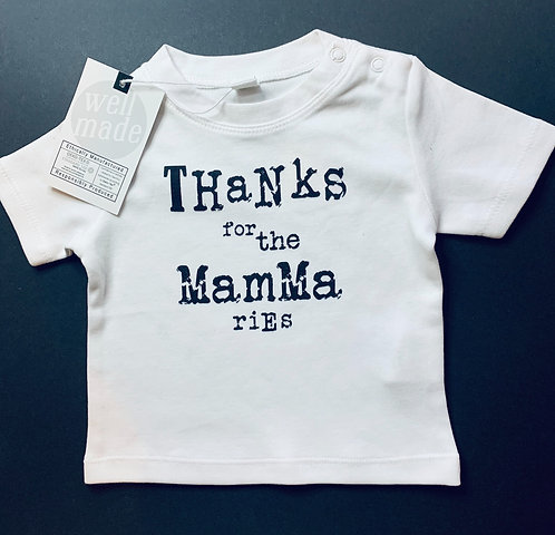 Thanks Mama Baby/Toddler Organic T-Shirt
