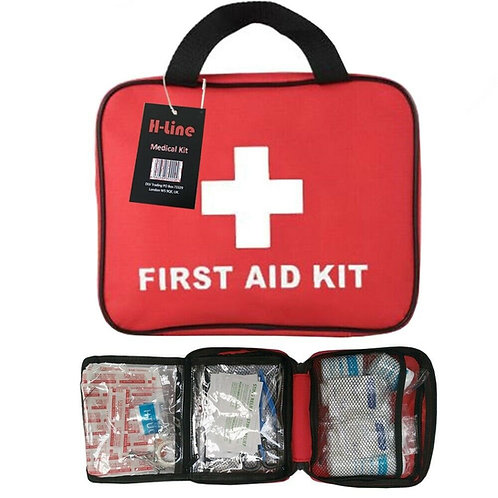 108 piece first aid kit