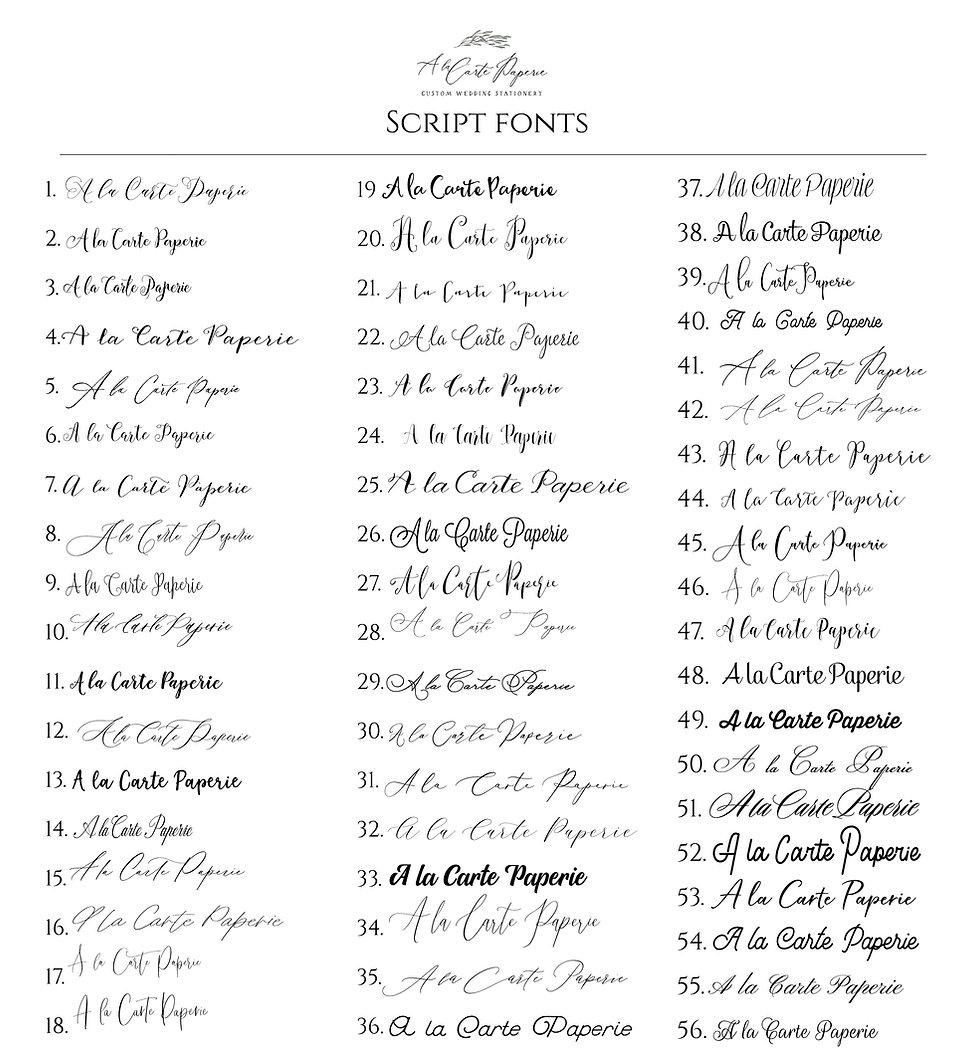 alacartepaperie_Script fonts.jpg