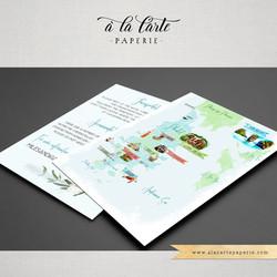 Phuket Thailand Illustrated Map