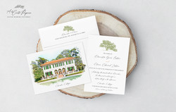 Wedding at Cherokee Cottage Jekyll Island