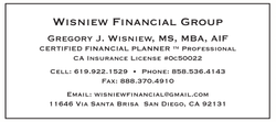 Wisniew Clean business Card Ad 2019