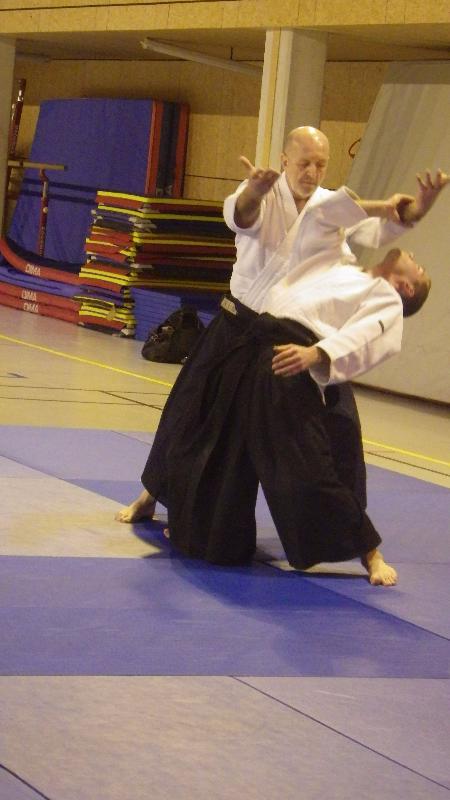 Atelier d'aikido Handi-Valide