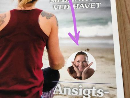 """""""Ansigtsyoga - Det naturlige ansigtsløft""""."""