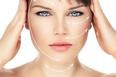 ansigtsmassage mod rynker
