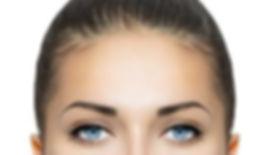 ansigtsyoga og panderynker, ansigtsyoga og stramme øjenlåg, ansigtsyoga og poser under øjnene