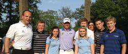 Jack Yule Lee Westwood Golf School