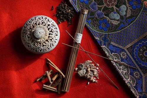 Couples Acacia Incense Sticks   I    夫妻合歡線香