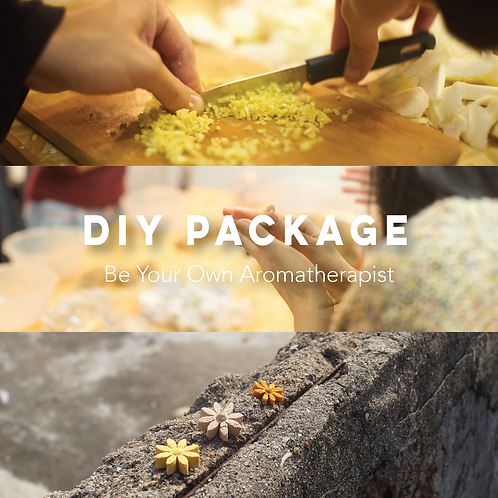 DIY Incense Package  I  DIY 手工香套裝