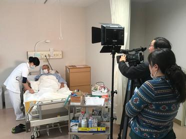 佐渡市企画『企業PR動画』の撮影を行いました