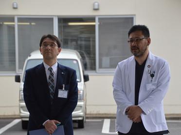 南佐渡地域医療センター開院式を執り行いました