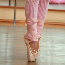 ballet in DKNGymnastiX