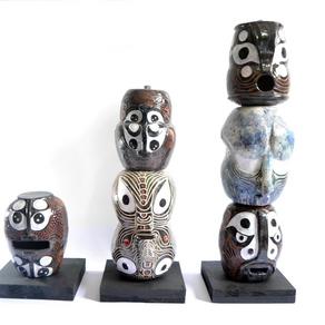 La naturaleza en el ojo de la cerámica