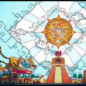 Conoce los pasos de Macoatl, cómic mexicano