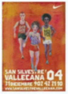 Nike San Silvestre Vallecana