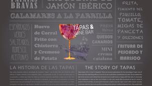 Salvamanteles Tapas & Wine Bar