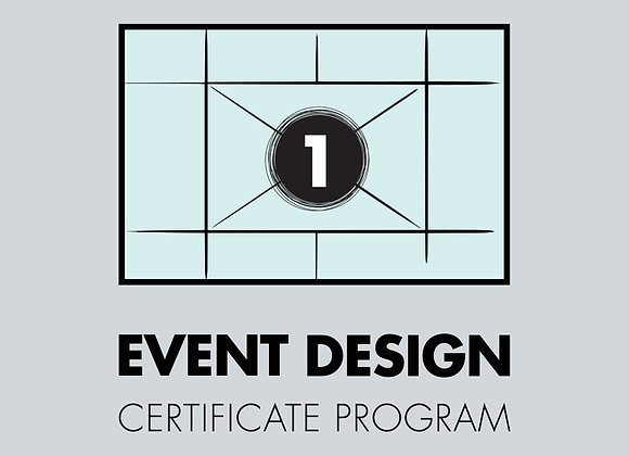 Event Canvas™ Level 1 On-line