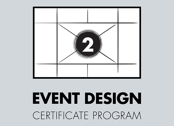 Event Canvas™ Level 2 On-line