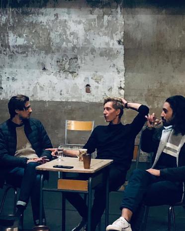 Cuisine (ou l'impossibilité d'être seul) de Bastien Spiteri - Résidence Octobre 2020