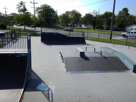 Point Pleasant - Skatepark