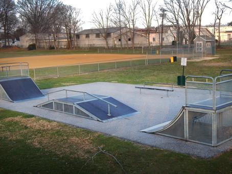 Delanco - Skatepark