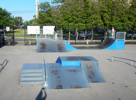 Atlantic Highlands - SkatePark