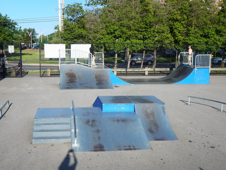 Atlantic Highlands - Skatepark
