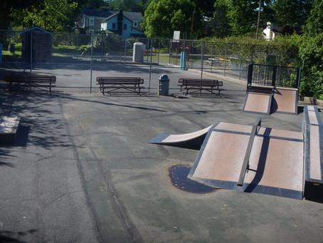 Milford - Skatepark