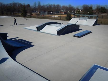 Falls Township - Skatepark