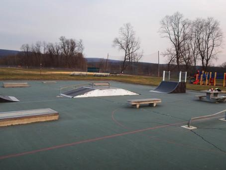 Port Jervis - Skatepark