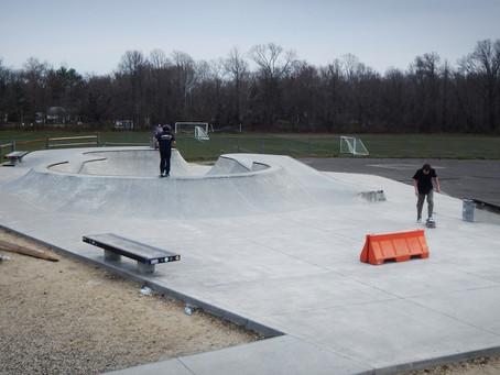 Medford - Skatepark