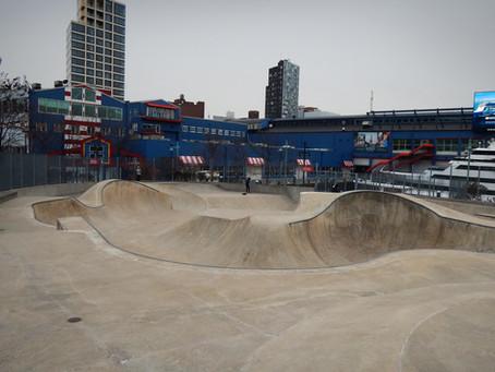 Pier 62 - Skatepark
