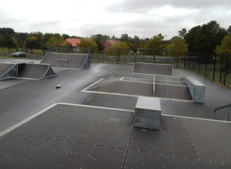 West Windsor - SkatePark