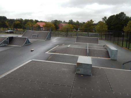 West Windsor - SkatePark