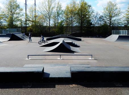 Edison - SkatePark