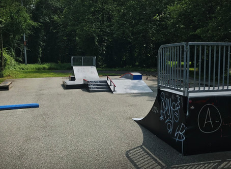 Tuxedo - SkatePark