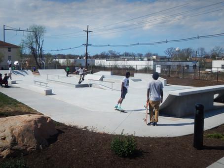 Roselle - SkatePark