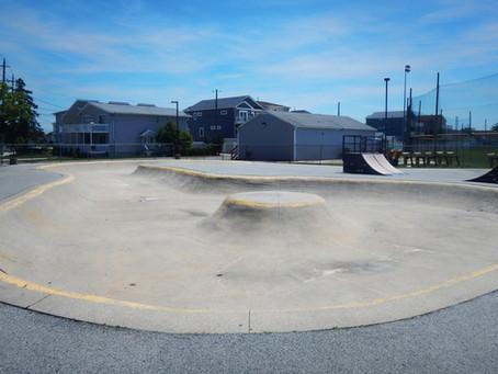 Brigantine - Skatepark