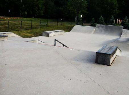 Princeton - SkatePark