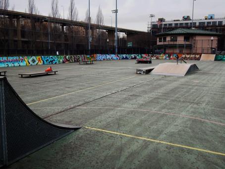 Jersey City - SkatePark