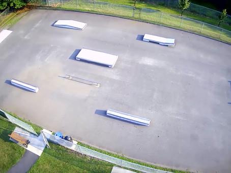 Woodland Park - Skatepark
