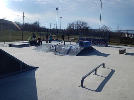 Camden - Skatepark